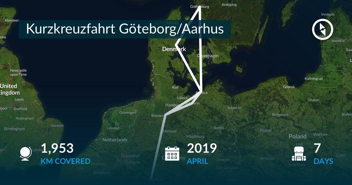 Aarhus Göteborg